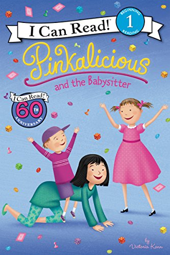 Pinkalicious and the Babysitter (I Can Read Level 1) - Kindle ...