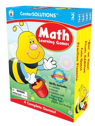 Math Learning Games Grade 2
