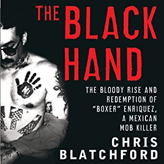 The Black Hand cover art