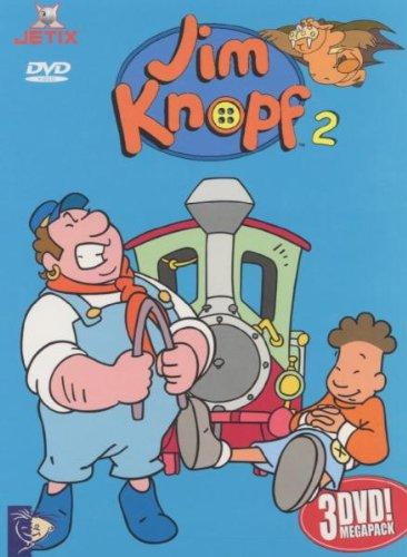 Jim Knopf - Megapack Vol. 02 (3 DVDs)