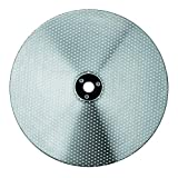 Rösle Stainless Steel Grinding Disc Sieve for Food Mill, Extra Fine, 1 mm/.04-inch
