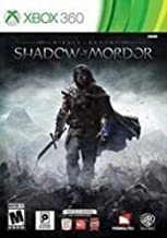 WB Games Middle Earth: Shadow of Mordor - Xbox 360