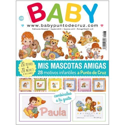 BABY Nº 128 - REVISTA PUNTO DE CRUZ