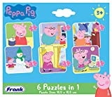 Best Puzzles - Frank Peppa Pig - 6 In 1 Puzzle Review