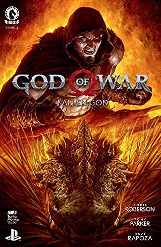 God of War: Fallen God #2 (English Edition)