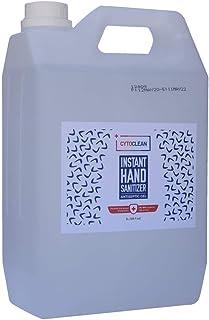 Cytoclean Instant Hand Sanitizer Gel - 5 Ltr