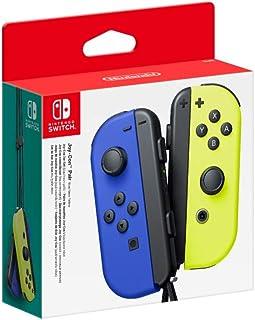 Nintendo Switch Joy Con Controller Pair [Blue/Neon Yellow]