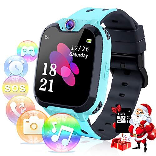 Relojes Niños - Música Smartwatch Niños Niña Game