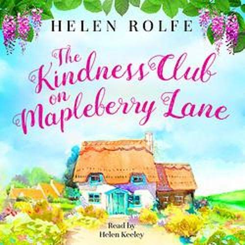 The Kindness Club on Mapleberry Lane cover art