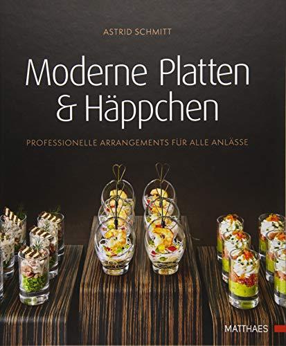 Moderne Platten & Häppchen: Professionelle Arrangements für alle Anlässe