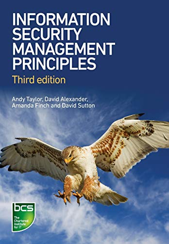 Information Security Management Principles: Third edition