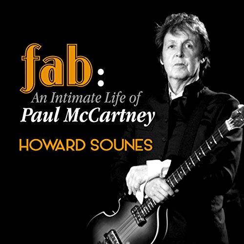 Fab: The Intimate Life of Paul McCartney audiobook cover art
