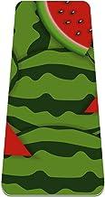 Yoga Mat Antislip TPE watermeloen Hoge dichtheid vulling om pijnlijke knieën te voorkomen, Perfect voor yoga, pilates en f...
