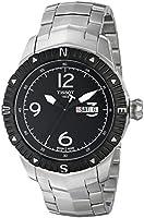 Tissot Men's Black Dial Metal Band Watch - T062.430.11.057.00, Analog Display