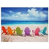 Oriental Furniture Beach Chairs
