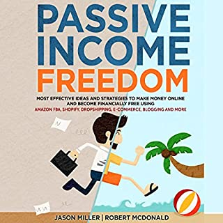 Passive Income Freedom cover art