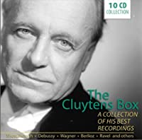 The Cluytens Box - A Collection of His Best Recordings by Andre Cluytens
