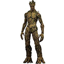 Groot 1/6 Scale Figure By Hot Toys
