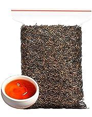 DIanmai - Ripe Pu'erh Tea - 8 Years Aged Loose Leaf from Yunnan - China - 100% Natural - Caffeine Level High - Weight Loss Tea - Aged Black Tea Pu Er - 150g (5.3-ounce)