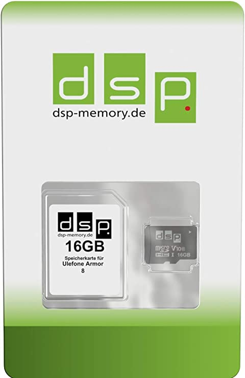 Dsp Memory 32 Gb Microsdxc Memory Card For Ulefone Computers Accessories