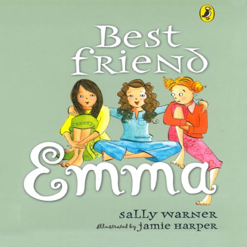 Best Friend Emma audiobook cover art