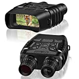 Taotuo Night Vision Binoculars Digital Infrared Camera Large Viewing Screen HD Image & Video Night Vision Goggles Spy Gear for Surveillance