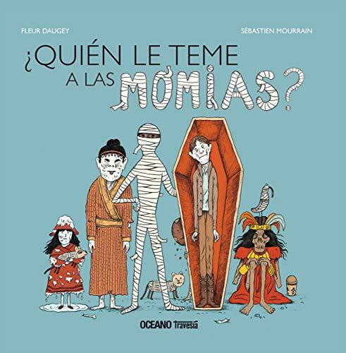 Book's Cover of ¿Quién le teme a las momias? (El libro Océano de…) Versión Kindle