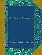 St. Nicholas : his legend a