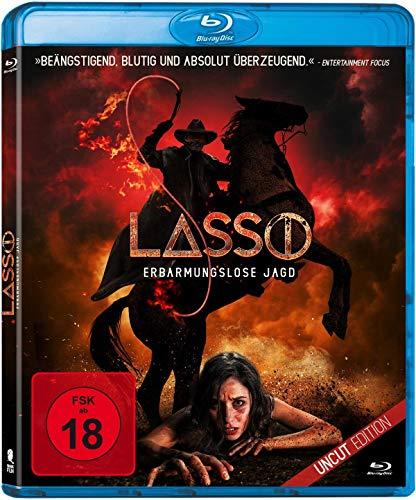 Lasso - Erbarmungslose Jagd - Uncut [Blu-ray]