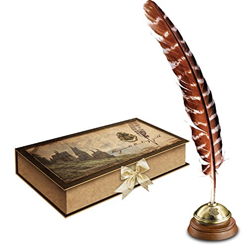 The-Noble-Collection-Harry-Potter-Hogwarts-Writing-Quill-with-Ink-Pot-and-Ink