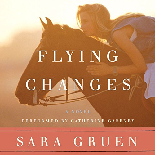 Flying Changes  audiobook cover art