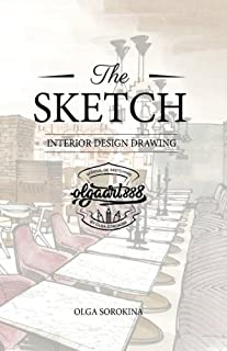 The SKETCH: Interior design drawing