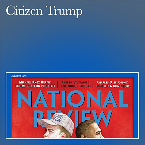 Citizen Trump audiobook cover art