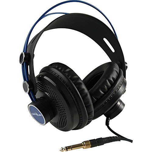 HC-5980-Full Size Monitor/DJ Headphones