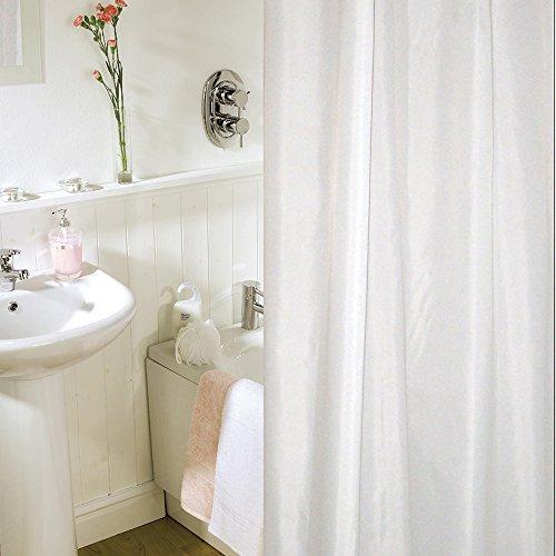 Moderner Duschvorhang Model Diplon Bianco 200 x 240 cm