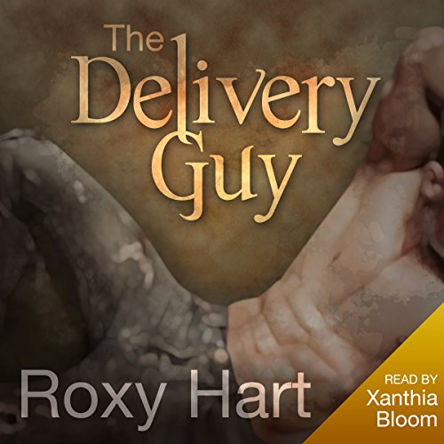The Delivery Guy audiobook cover art