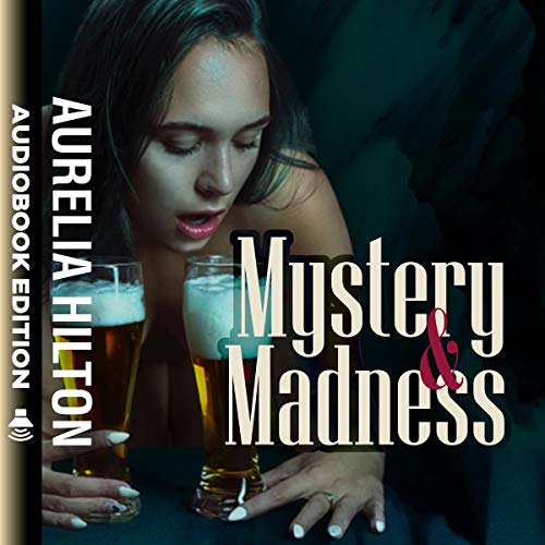 Mystery and Madness audiobook cover art