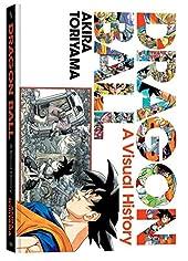 Dragon Ball - A Visual History d'Akira Toriyama