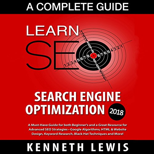 SEO 2018 Search Engine Optimization - A Complete Guide Titelbild