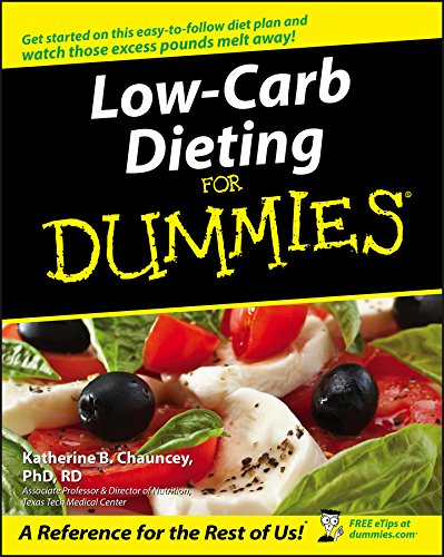 Low-Carb Dieting For Dummies