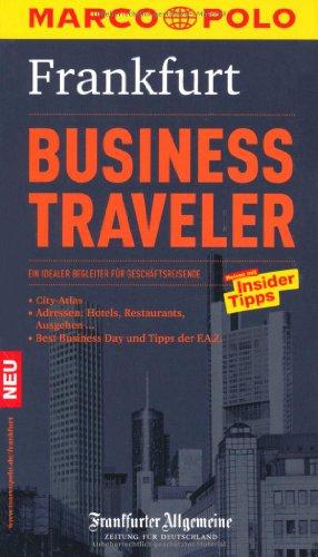 Image of MARCO POLO Reiseführer Business Traveler Frankfurt