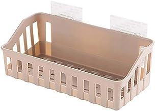 Parshall Badkamer Douche Hoek Plank Geen Boren Rustproof Ruimte Aluminium Douche Caddy Opslag voor Badkamer Keuken, Stijl-1
