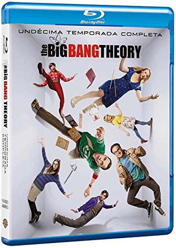 The Big Bang Theory Temporada 11 Blu-Ray [Blu-ray] (Blu-ray)