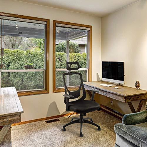 VIVA Office Mesh Chair Ergonomic...