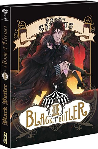 Black butler book of circus, vol. 2 [Blu-ray] [FR Import]