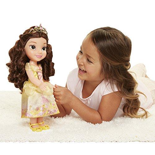Jakks Pacific- Muñeca Princesa Disney, la Bella y la Bestia,, 35 cm (78847-11L-6)