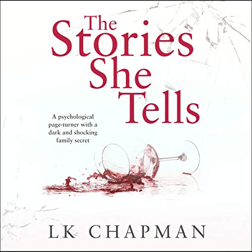 The Stories She Tells cover art