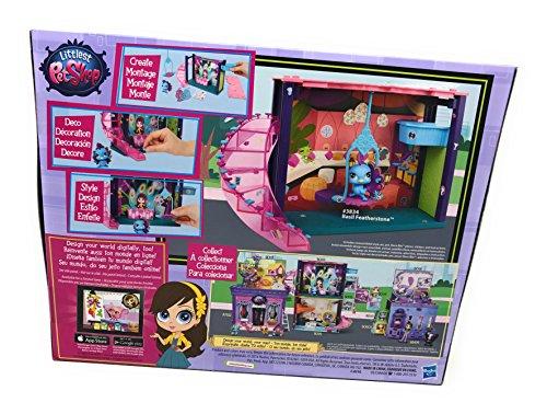 『Girl Toys Bundle Toys Littlest Pet Shop Dance Club Discoteca and Littlest Pet Shop - Style your Way Playset - Pawza Pool』の2枚目の画像