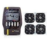 Compex SP 4.0. Electroestimulador, Unisex, Gris + 6260760...