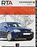 E.T.A.I - Revue Technique Automobile 840 - VOLKSWAGEN GOLF V - 2003 à 2008